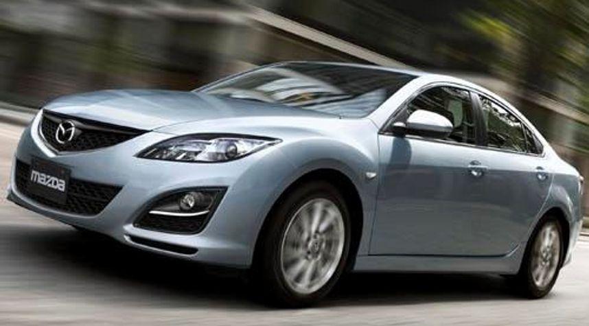 Main photo of Chris W's 2012 Mazda MAZDA6
