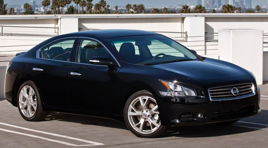 Main photo of Nigel Sterling's 2012 Nissan Maxima