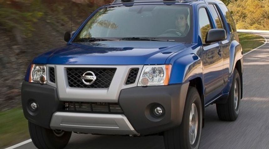 Main photo of Brian Mitchell's 2012 Nissan Xterra
