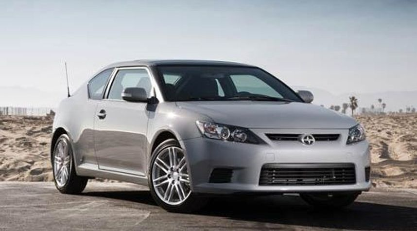 Main photo of Tommy Mott's 2012 Scion tC