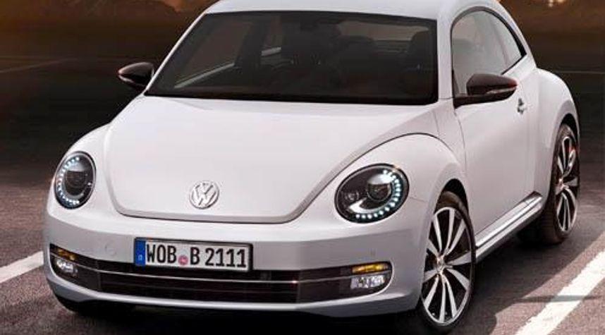 Main photo of Gregory McQuaig's 2012 Volkswagen Beetle