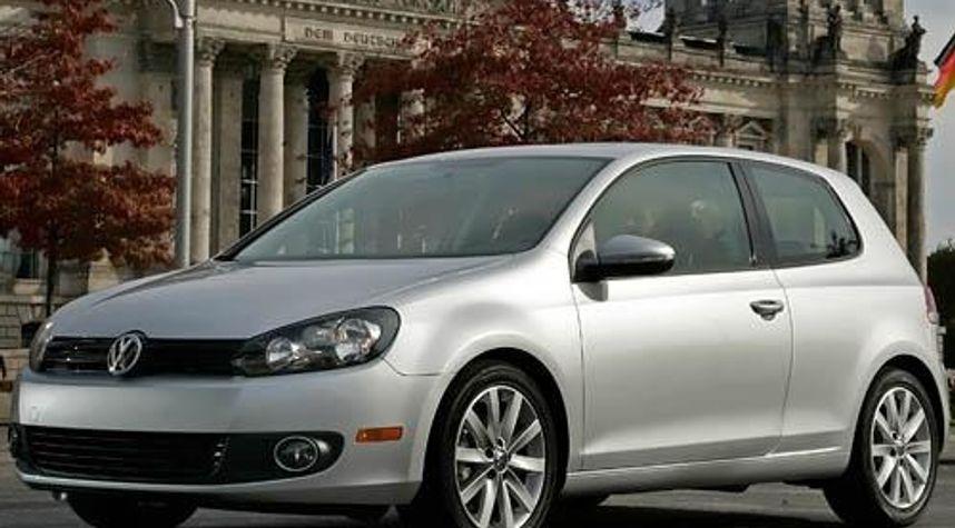 Main photo of Matt East's 2012 Volkswagen Golf