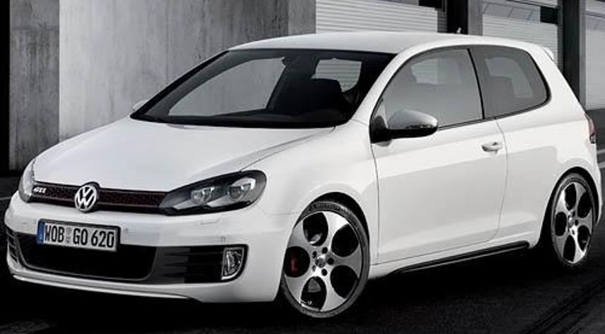 Main photo of Cameron Ryder's 2012 Volkswagen GTI