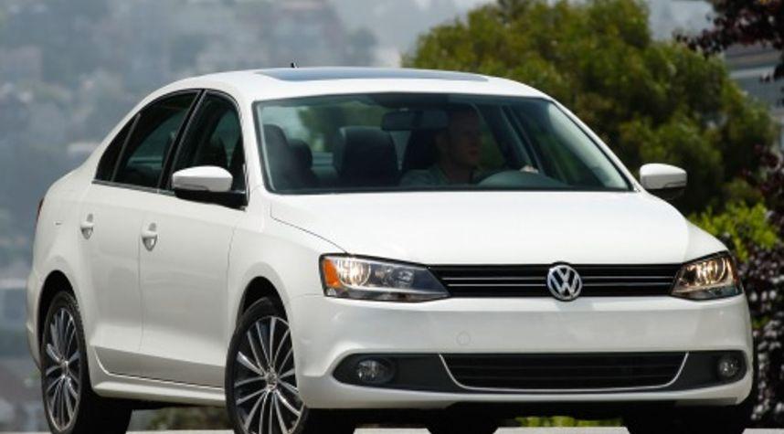 Main photo of Josh Cohen's 2012 Volkswagen Jetta
