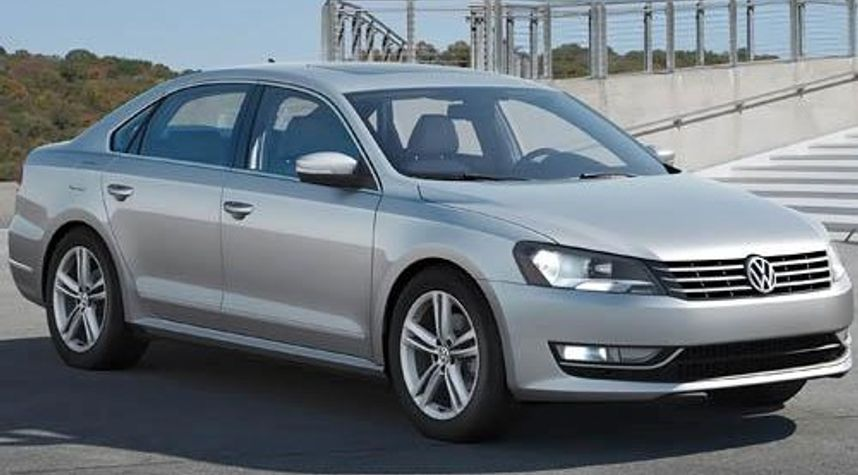 Main photo of Bijan Ardalan's 2012 Volkswagen Passat