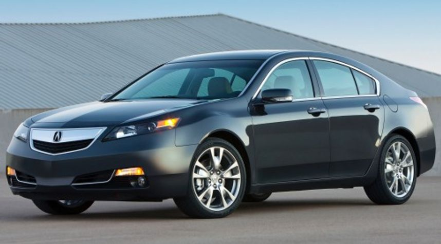 Main photo of Vincent Ho's 2013 Acura TL
