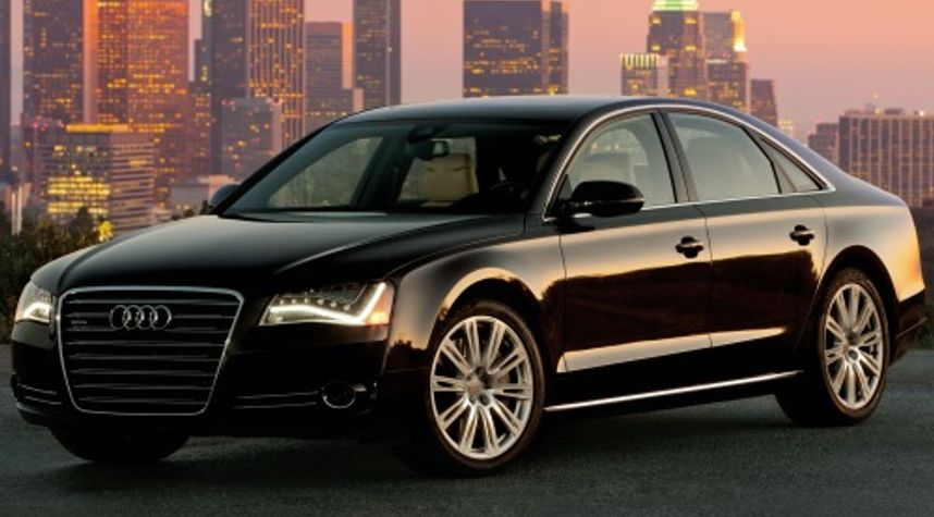 Main photo of Steven Tsavaris's 2013 Audi A8