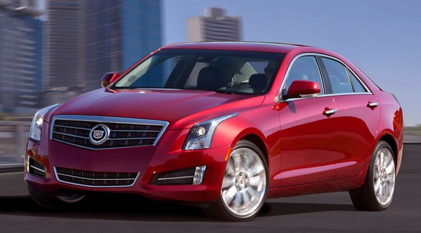 Main photo of Kameron Johnson's 2013 Cadillac ATS