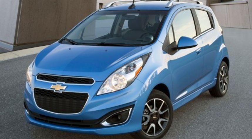 Main photo of Umesh Anand's 2013 Chevrolet Spark