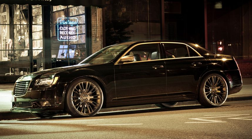 Main photo of Kyle Wasson's 2013 Chrysler 300