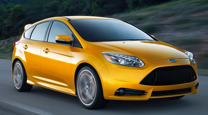 Main photo of Miles Padberg's 2013 Ford Focus ST