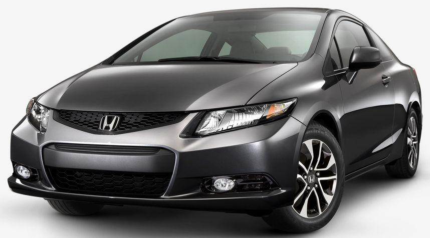 Main photo of Devin Mason's 2013 Honda Civic