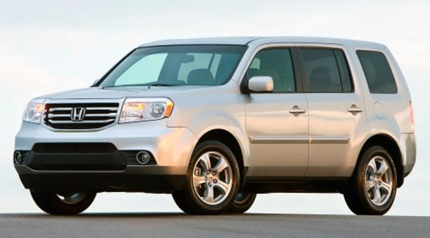 Main photo of Jason Adams's 2013 Honda Pilot