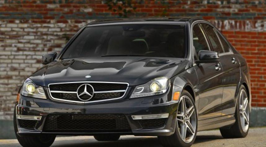 Main photo of Scott Barney's 2013 Mercedes-Benz C-Class
