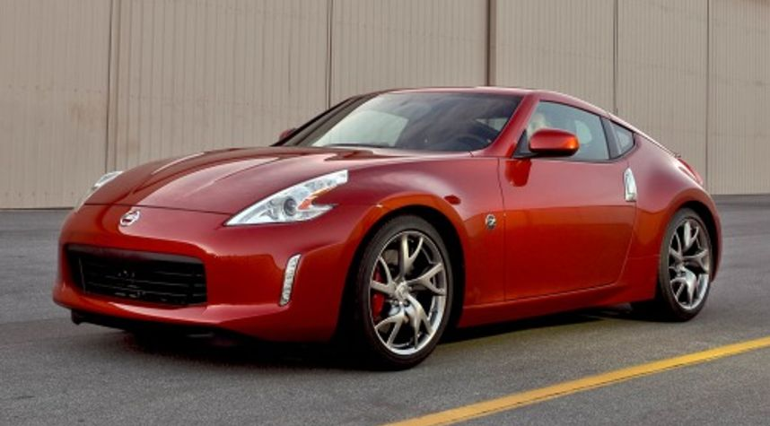 Main photo of Hector Baba's 2013 Nissan 370Z