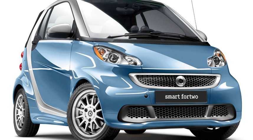 Main photo of Steven Welch's 2013 smart fortwo
