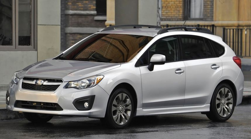 Main photo of Dan Anthony's 2013 Subaru Impreza