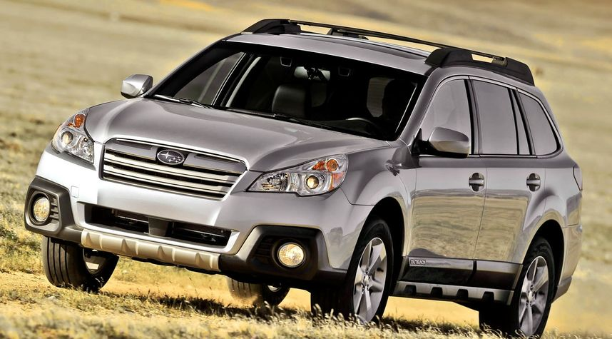 Main photo of Christopher Casale's 2013 Subaru Outback