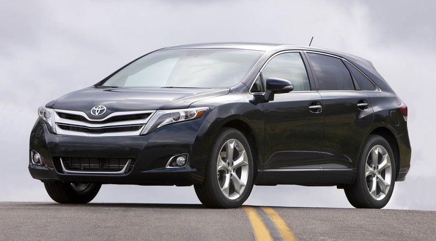 Main photo of Jackson Klinehamer's 2013 Toyota Venza