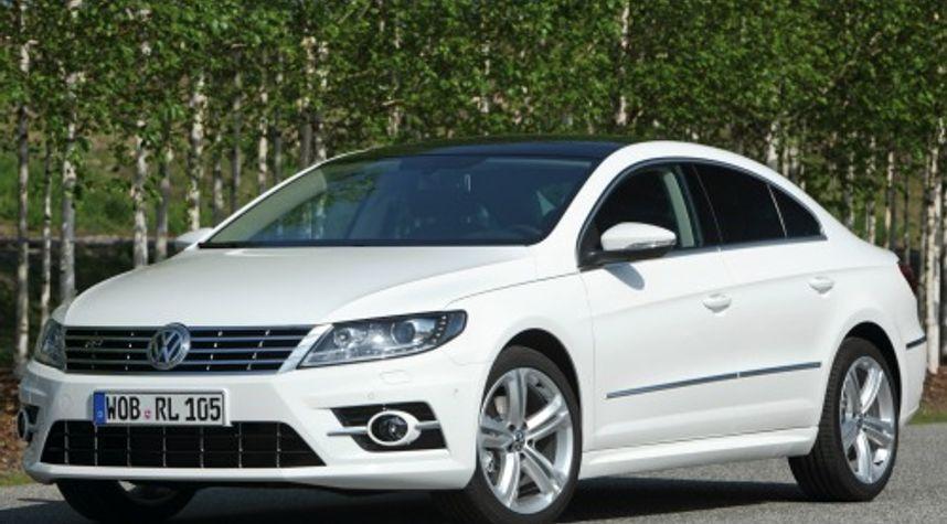 Main photo of Matthew Bailey's 2013 Volkswagen CC