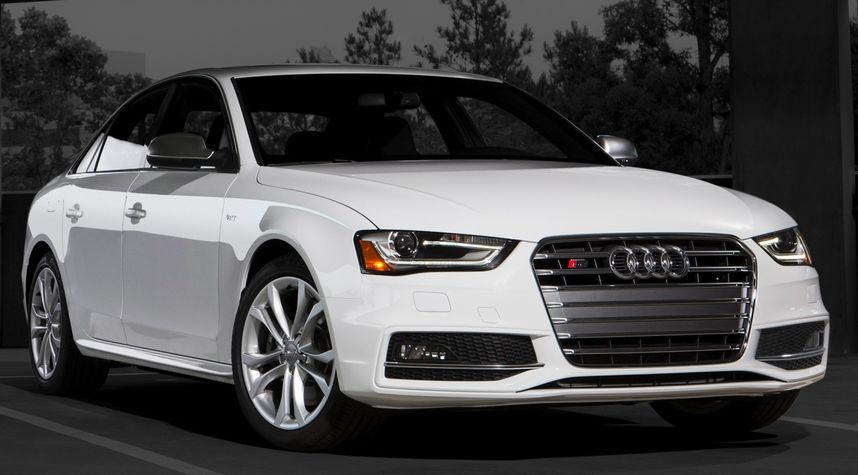 Main photo of Devin Enhoffer's 2014 Audi S4