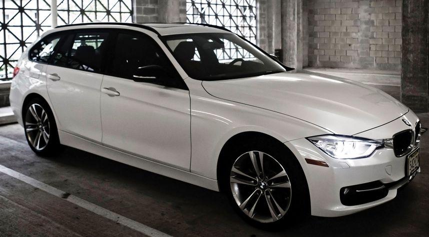 Main photo of Adam Baker's 2014 BMW 3 Series