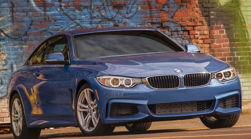 Main photo of Nick Richard's 2014 BMW 4 Series