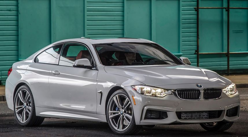 Main photo of Oscar  Becerra's 2014 BMW 4 Series