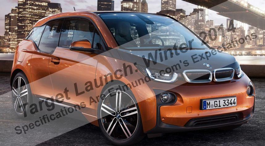 Main photo of Amit Malhotra's 2014 BMW i3