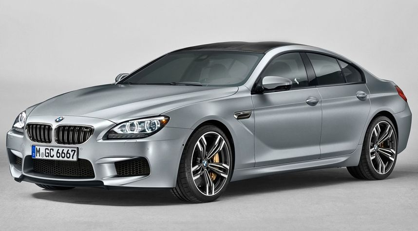 Main photo of Kenneth Munzara's 2014 BMW M6 Gran Coupe