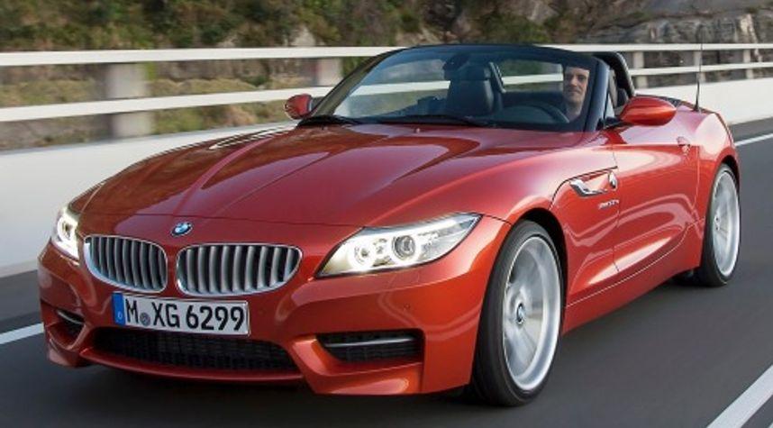 Main photo of Patrick Ellis's 2014 BMW Z4