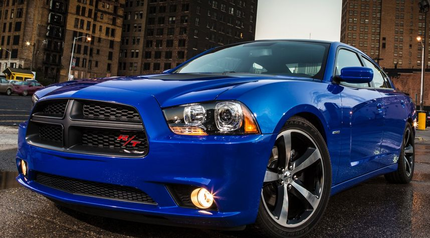 Main photo of James Whitehead's 2014 Dodge Charger