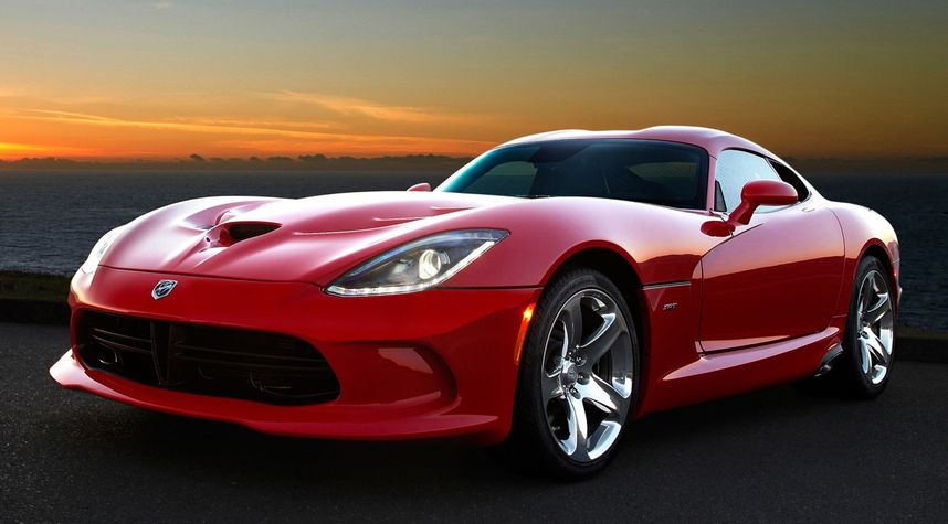 Main photo of Chad Kelly's 2014 Dodge SRT Viper