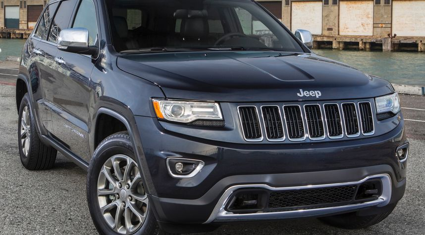 Main photo of George Merusi's 2014 Jeep Grand Cherokee