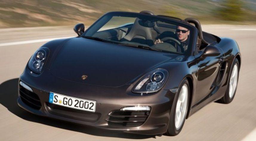 Main photo of Patrick Ellis's 2014 Porsche Boxster