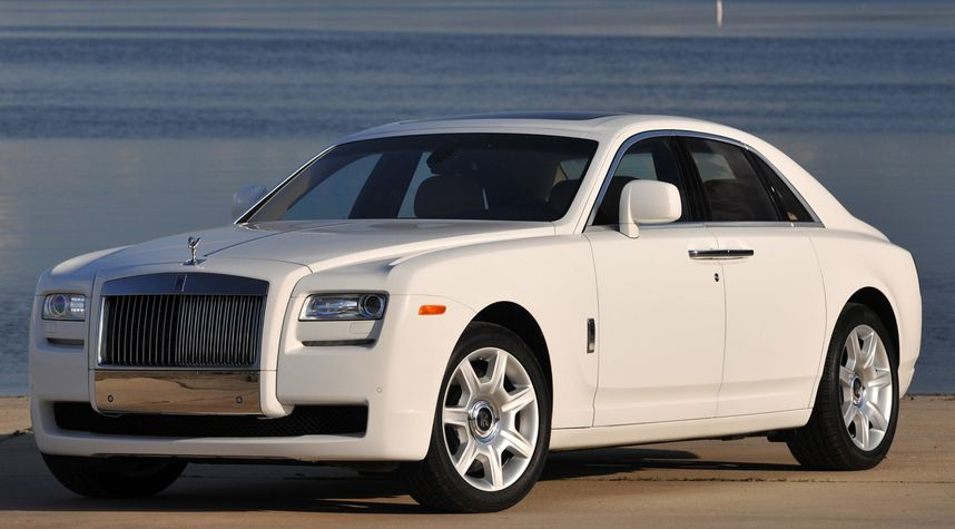 Main photo of David  Hollenback's 2014 Rolls-Royce Ghost