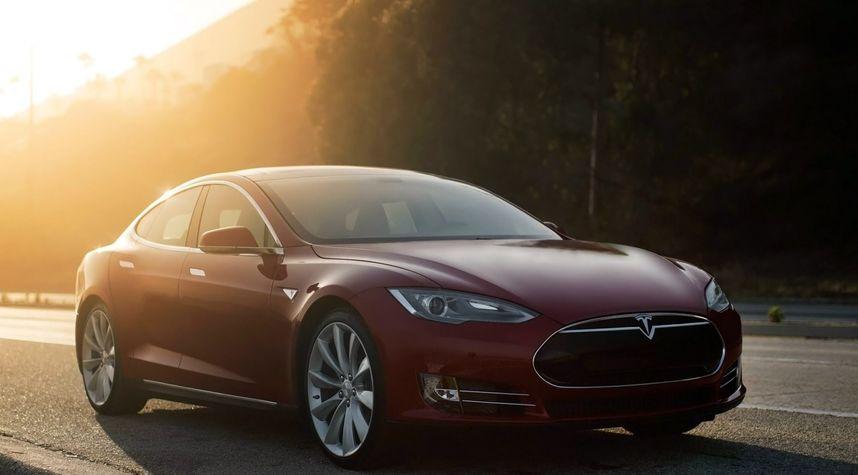 Main photo of Marilia Fredini's 2014 Tesla Model S