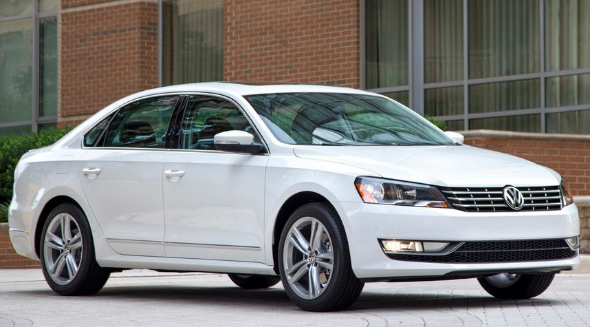 Main photo of Greg Trinks's 2014 Volkswagen Passat
