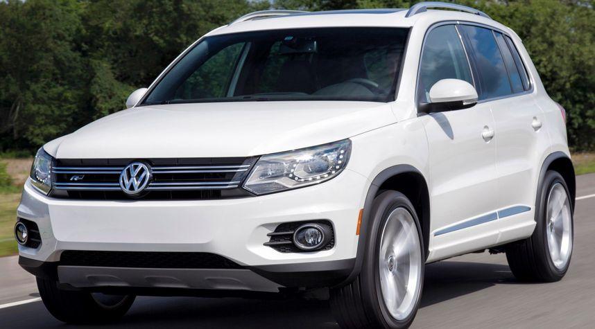 Main photo of Bradley Thompson's 2014 Volkswagen Tiguan