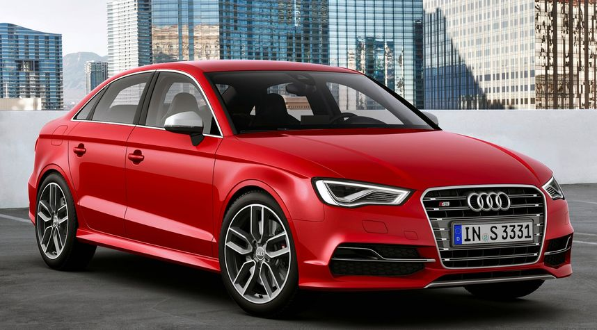 Main photo of MICHAEL Ford's 2015 Audi S3