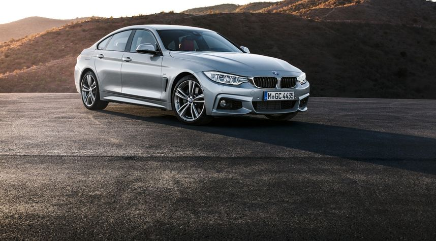 Main photo of James Aslan's 2015 BMW 4 Series Gran Coupe