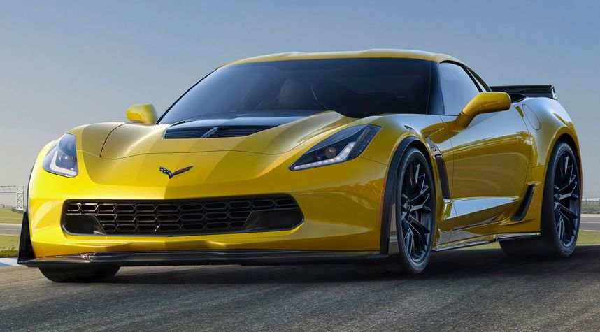 Main photo of Edward Filangeri's 2015 Chevrolet Corvette