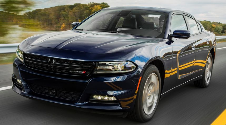 Main photo of Donald Joseph's 2015 Dodge Charger