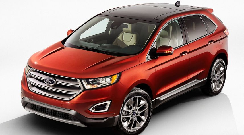 Main photo of Craig Staples's 2015 Ford Edge