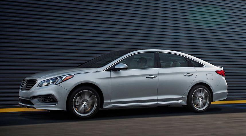Main photo of Adrian Vieira's 2015 Hyundai Sonata