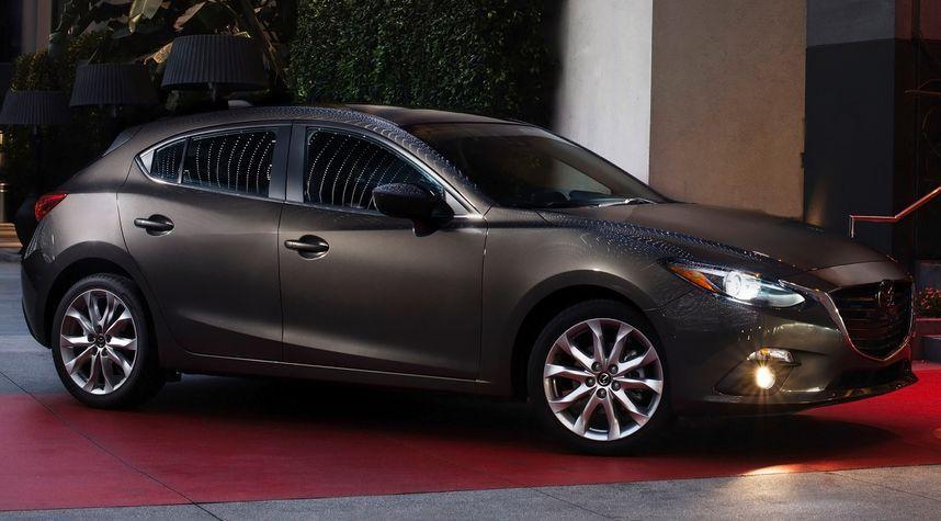Main photo of Robert Maddrey's 2015 Mazda Mazda3