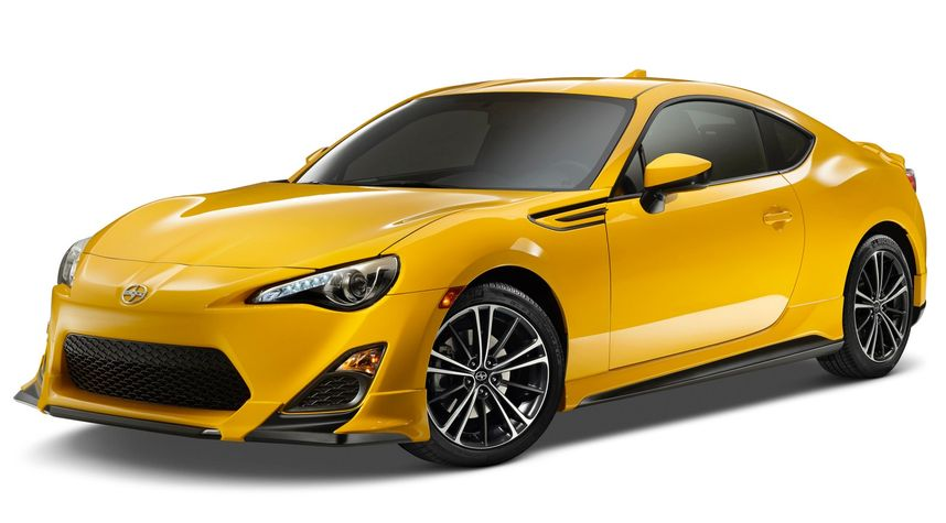 Main photo of Gary Bartlett's 2015 Scion FR-S
