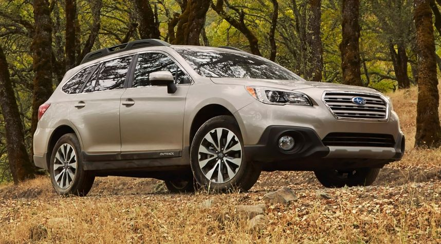 Main photo of Cherise Jones's 2015 Subaru Outback