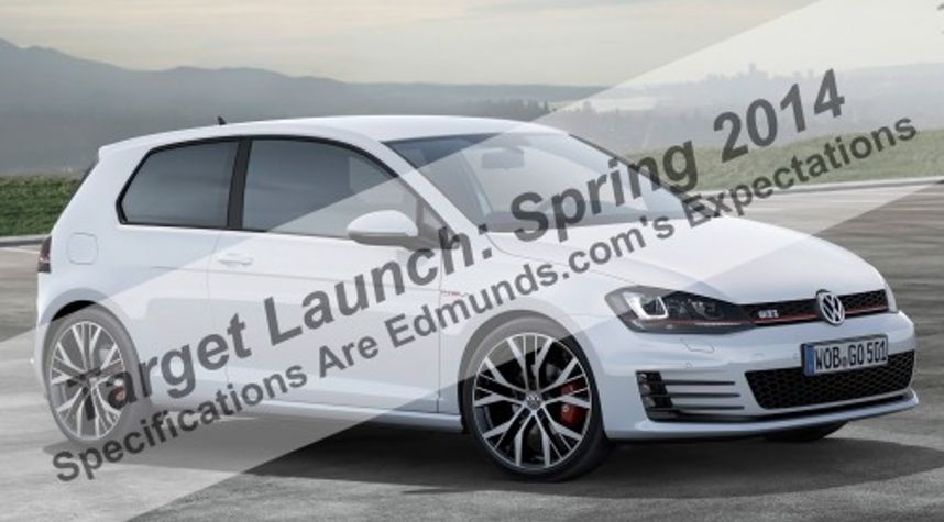 Main photo of Doak Wattigney's 2015 Volkswagen GTI