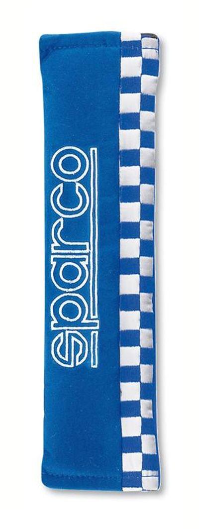 Sparco 01099AZ Belt Pad Mini Blue
